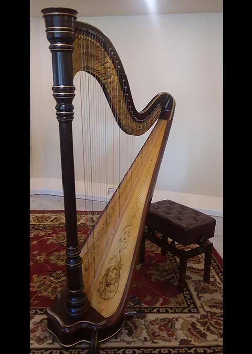 Harps | The Enchanted Harp
