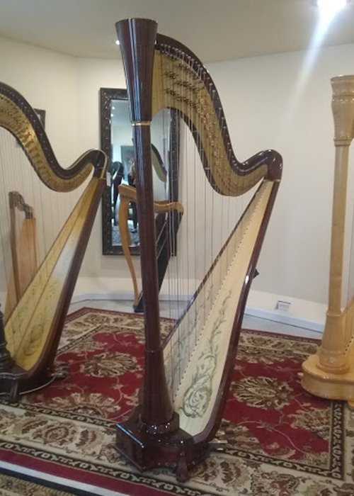 Harps | The Enchanted Harp